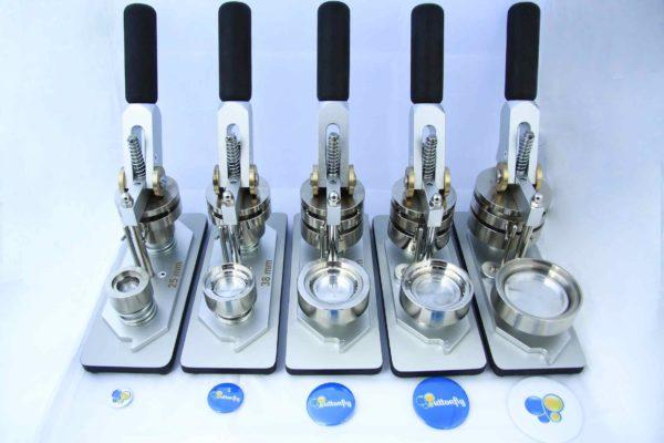 maszyny do przypinek KDI 25-75mm